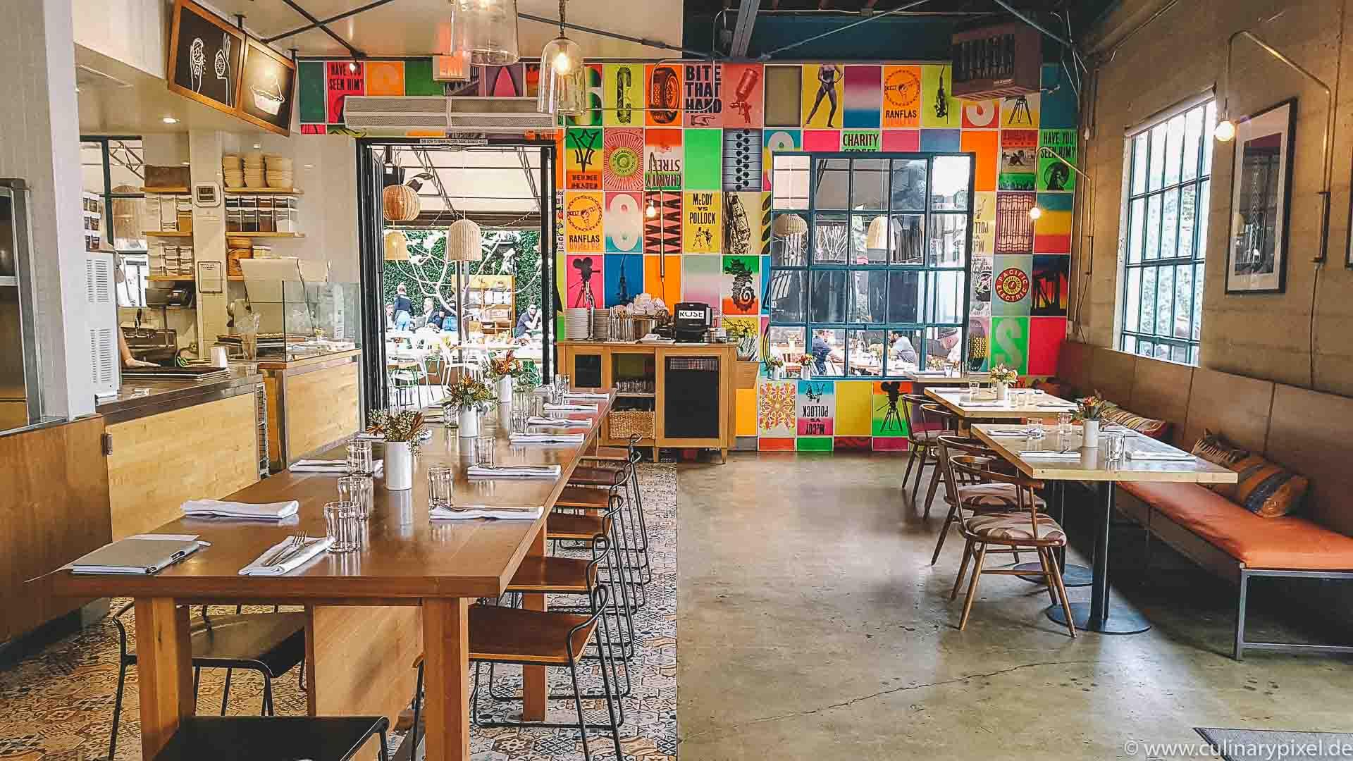 Rose Café Los Angeles
