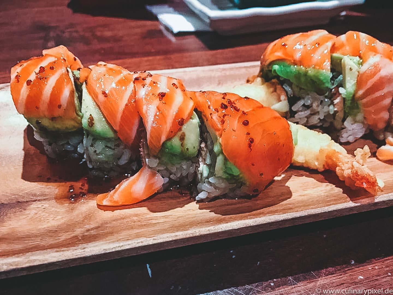 Fusion Sushi, Manhattan Beach