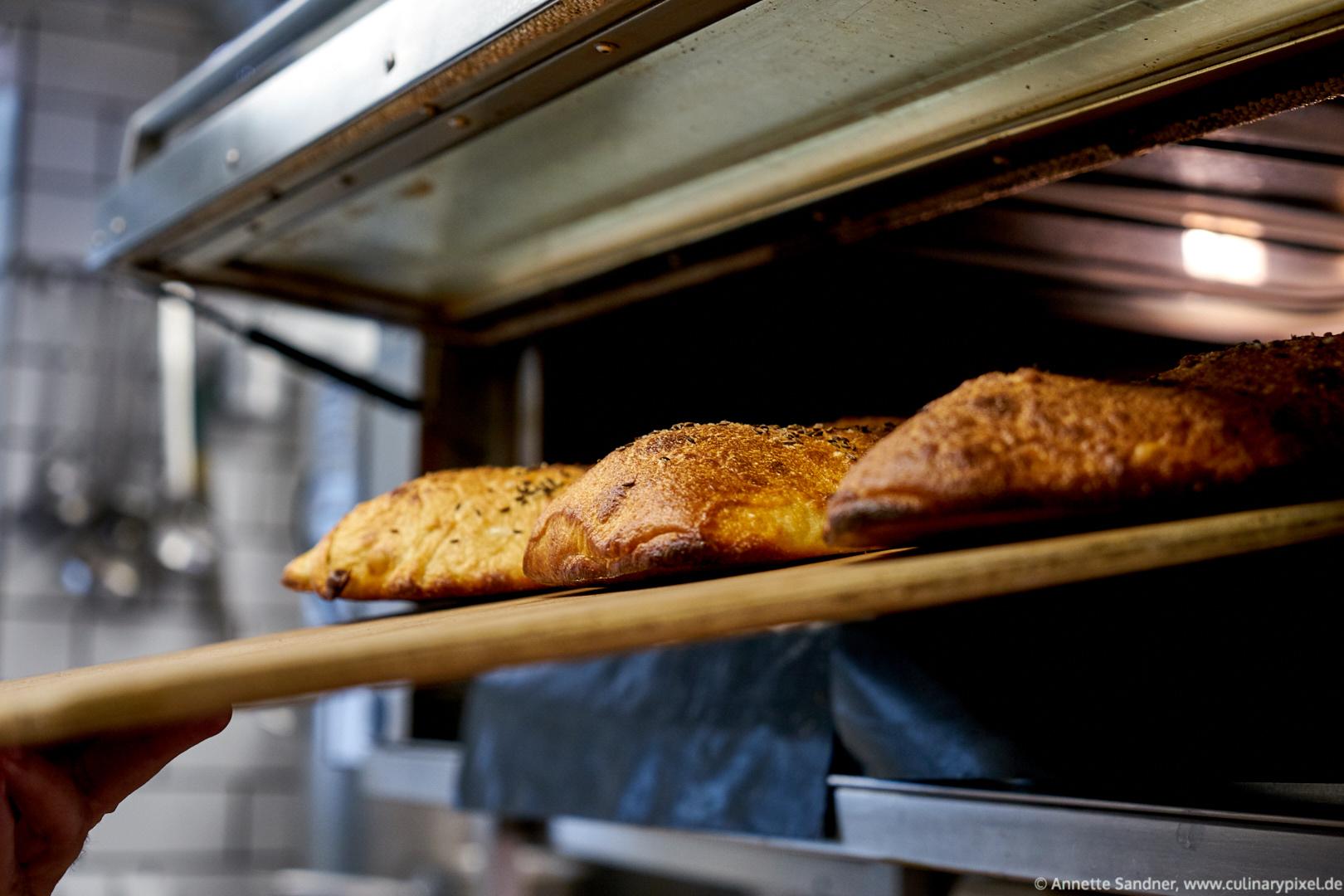 Brot, Restaurant Wielandshöhe