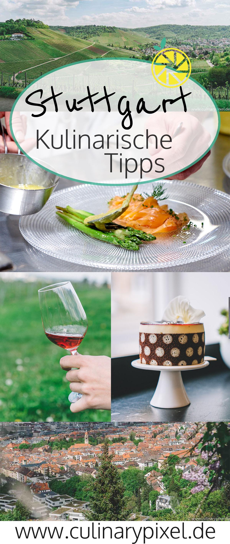 Kulinarische Stuttgart Tipps: Restaurants, Wein, Cafés, Hotels & Aktivitäten