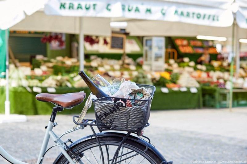 Viktualienmarkt & Wein 2018