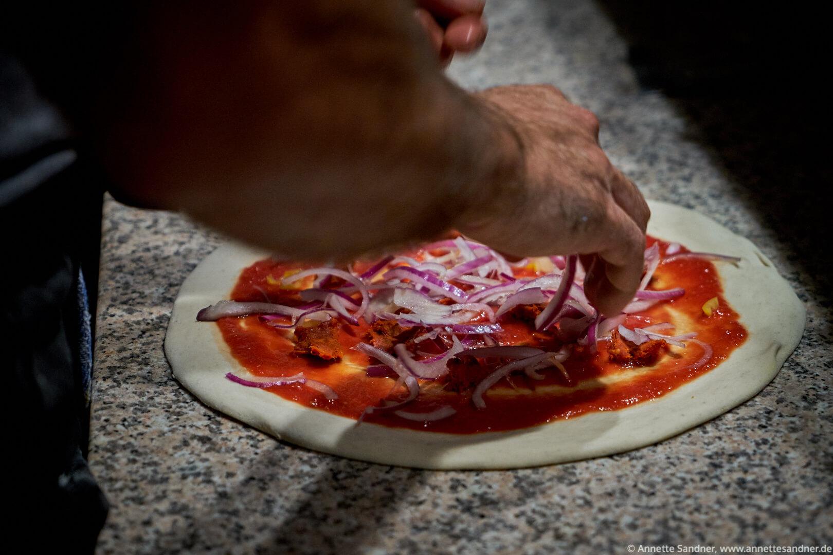 nineOfive München Pizza und Wein Schwabing