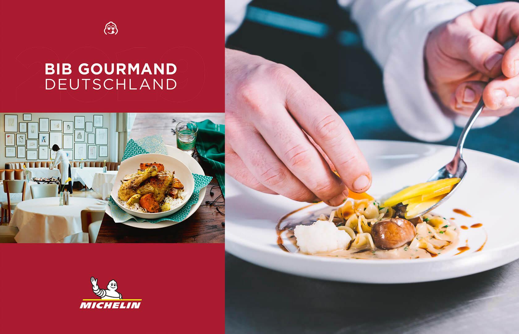Bib Gourmand Deutschland 2019