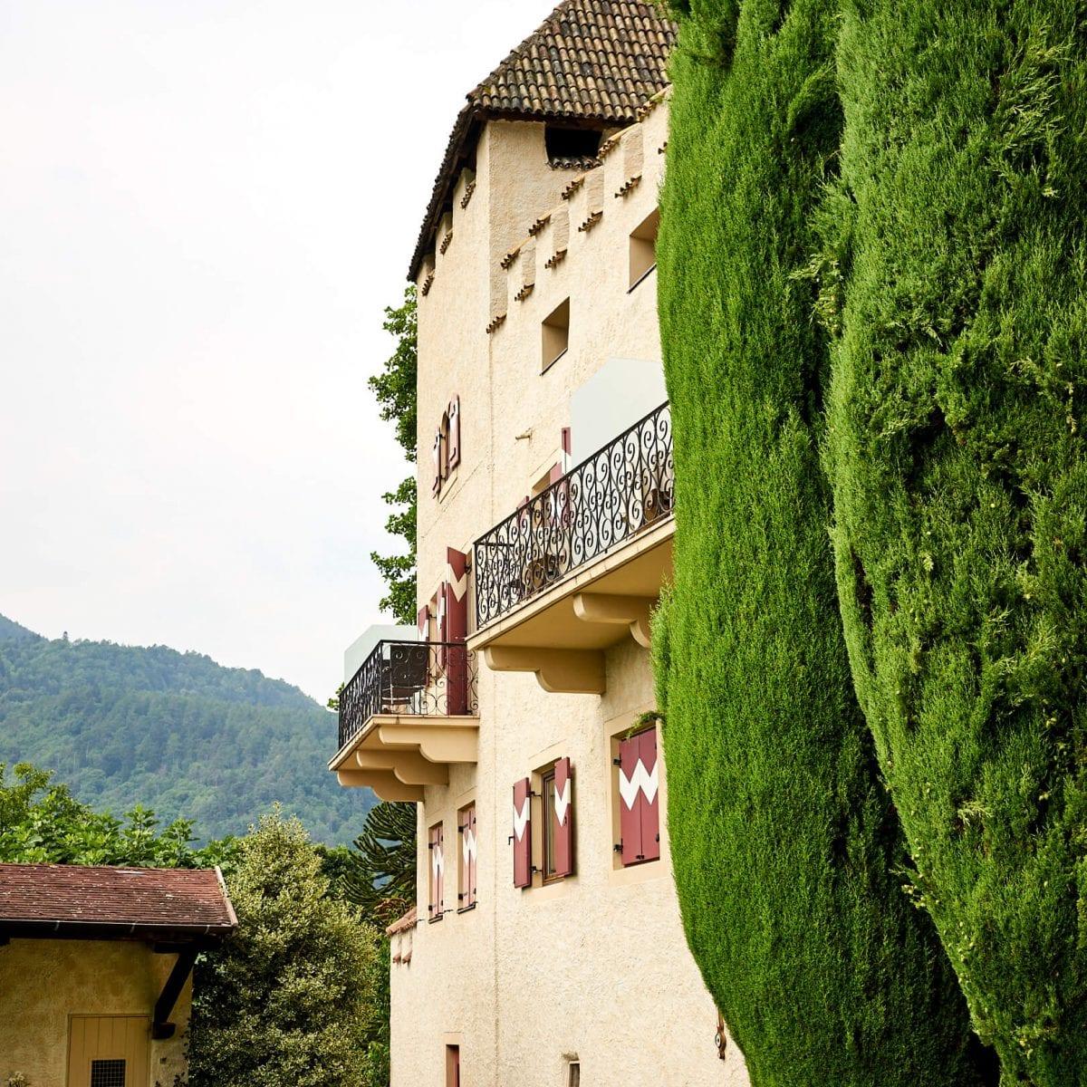 Schloss Plars wine & suites, Algund Südtirol