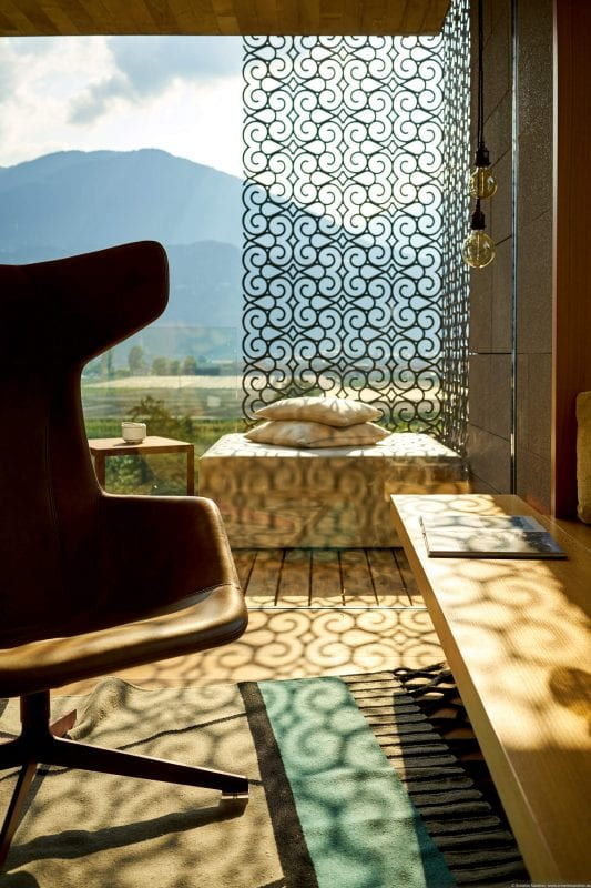 Hotel Muchele, Burgstall, Meran, Südtirol