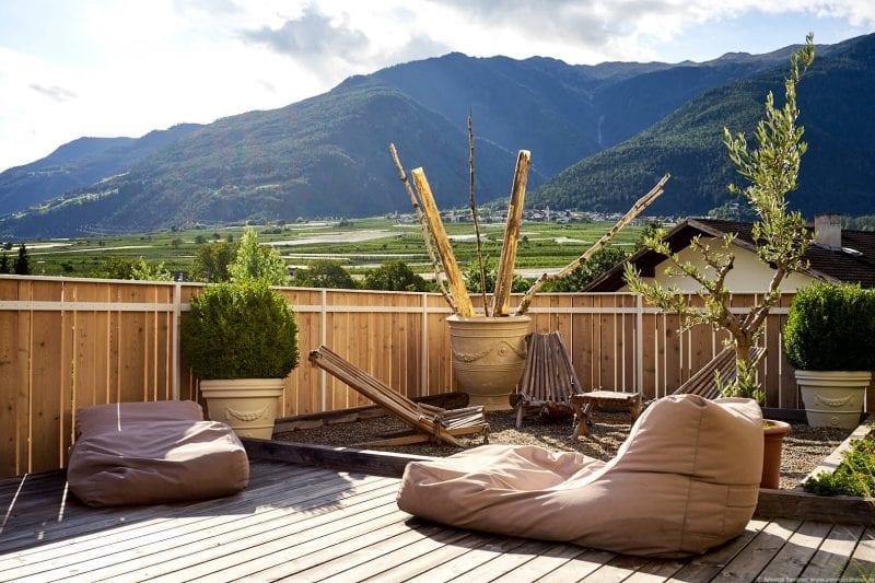Hotel Mein Matillhof, Latsch, Vinschgau, Südtirol