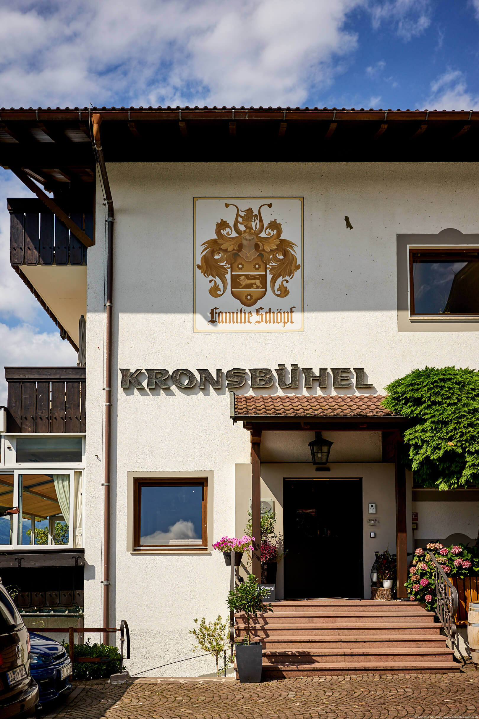 Hotel Kronsbühel, Dorf Tirol, Meran, Südtirol