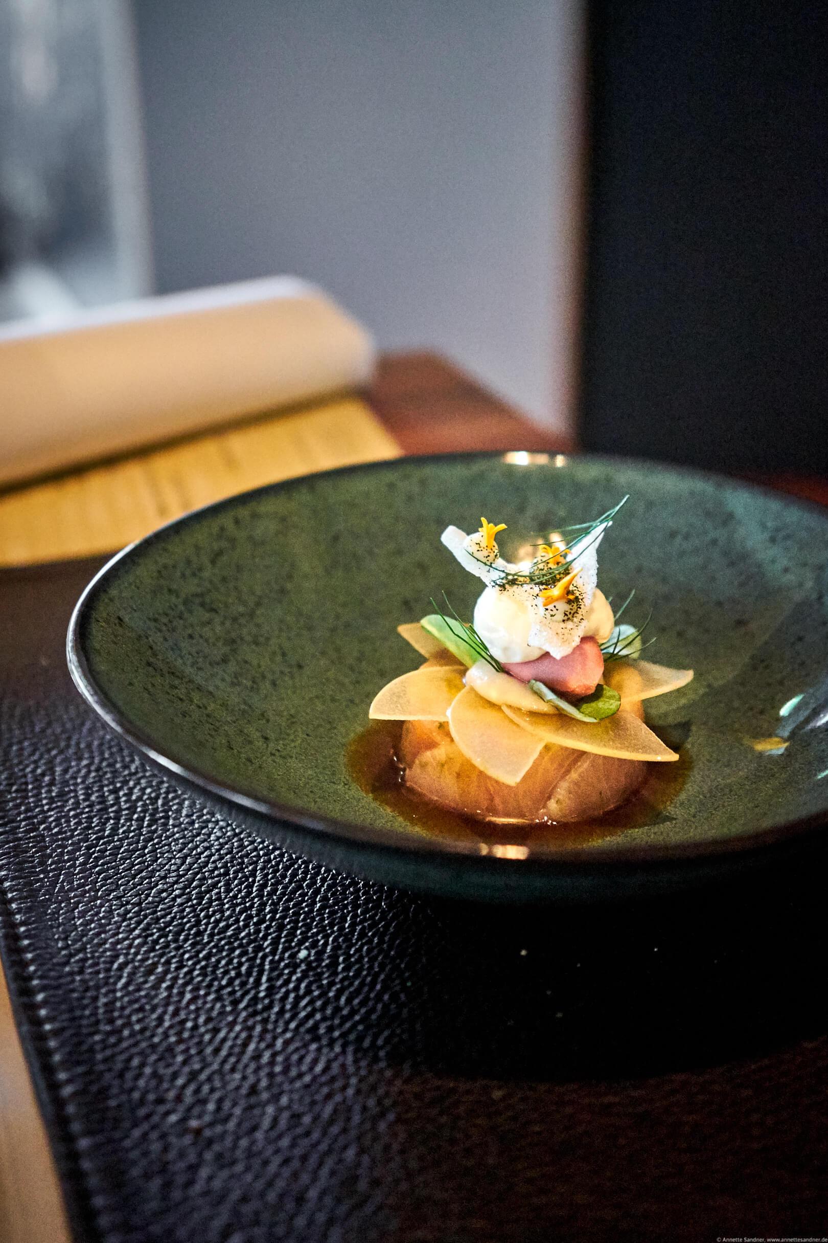 Restaurant Goldberg, Fellbach - Hamachi