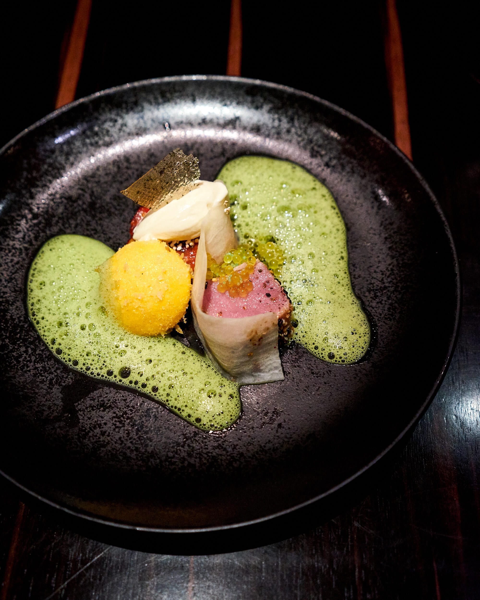 Restaurant Bachofer Waiblingen, Gelbflossenthunfisch