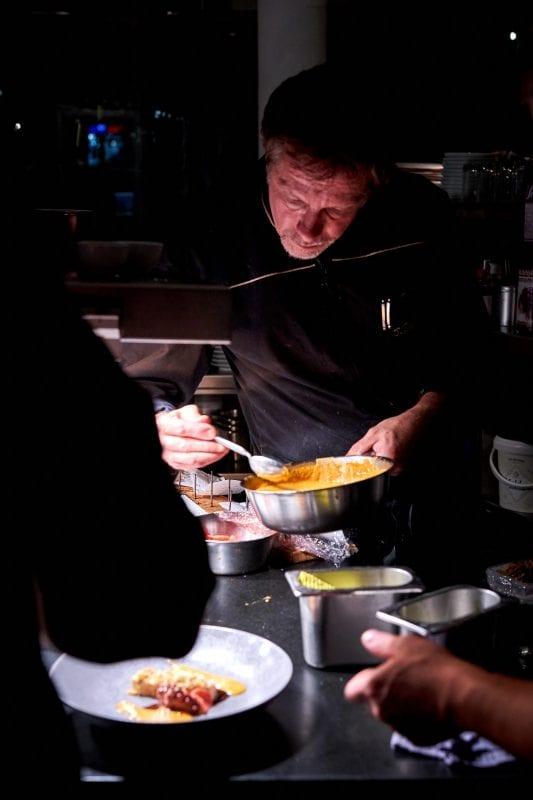 Restaurant Bachofer Waiblingen, Bernd Bachofer