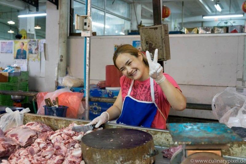 Warorot Fisch Market, Chiang Mai, Thailand