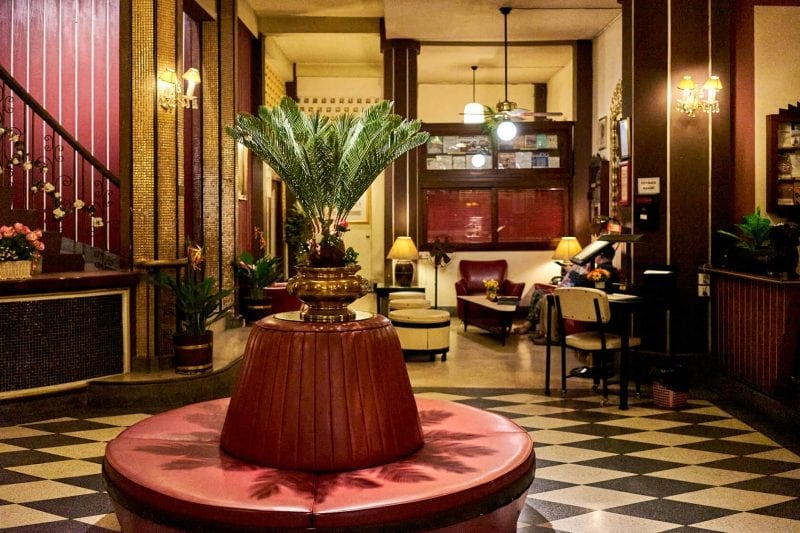 The Atlanta Hotel Bangkok