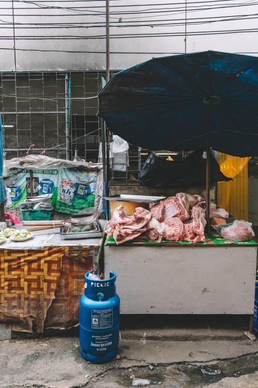 Chiang Mai Gate Night Market. Chiang Mai. Thailand