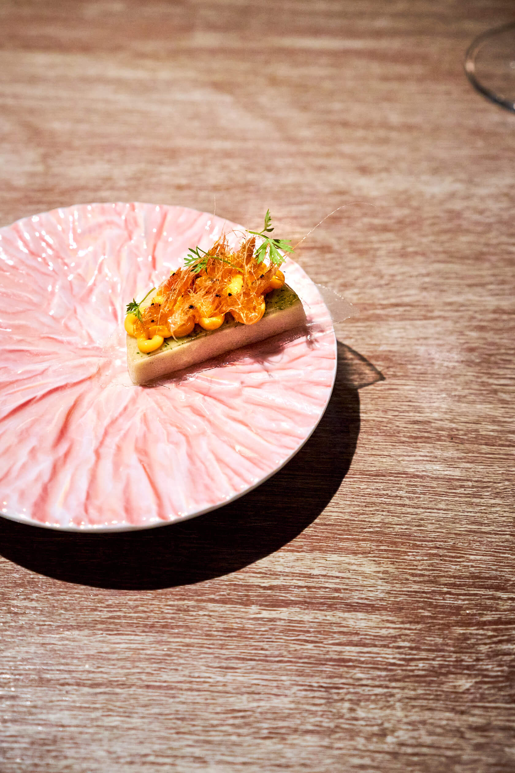 Gaggan Anand G's Spot Restaurant, Chefs Table in Bangkok