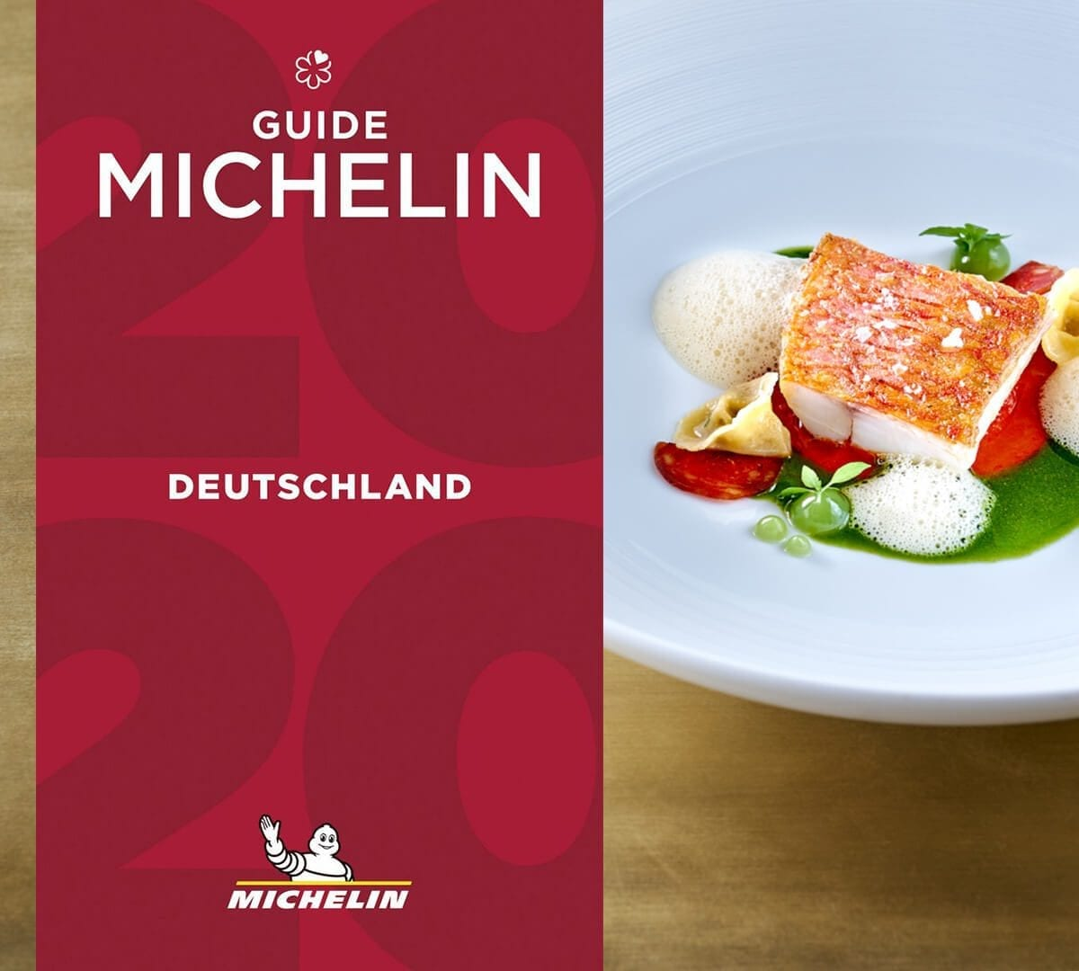 Guide Michelin Deutschland 2020