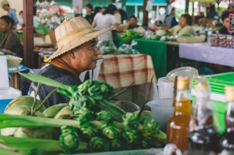Jing Jai Market, Chiang Mai, Thailand
