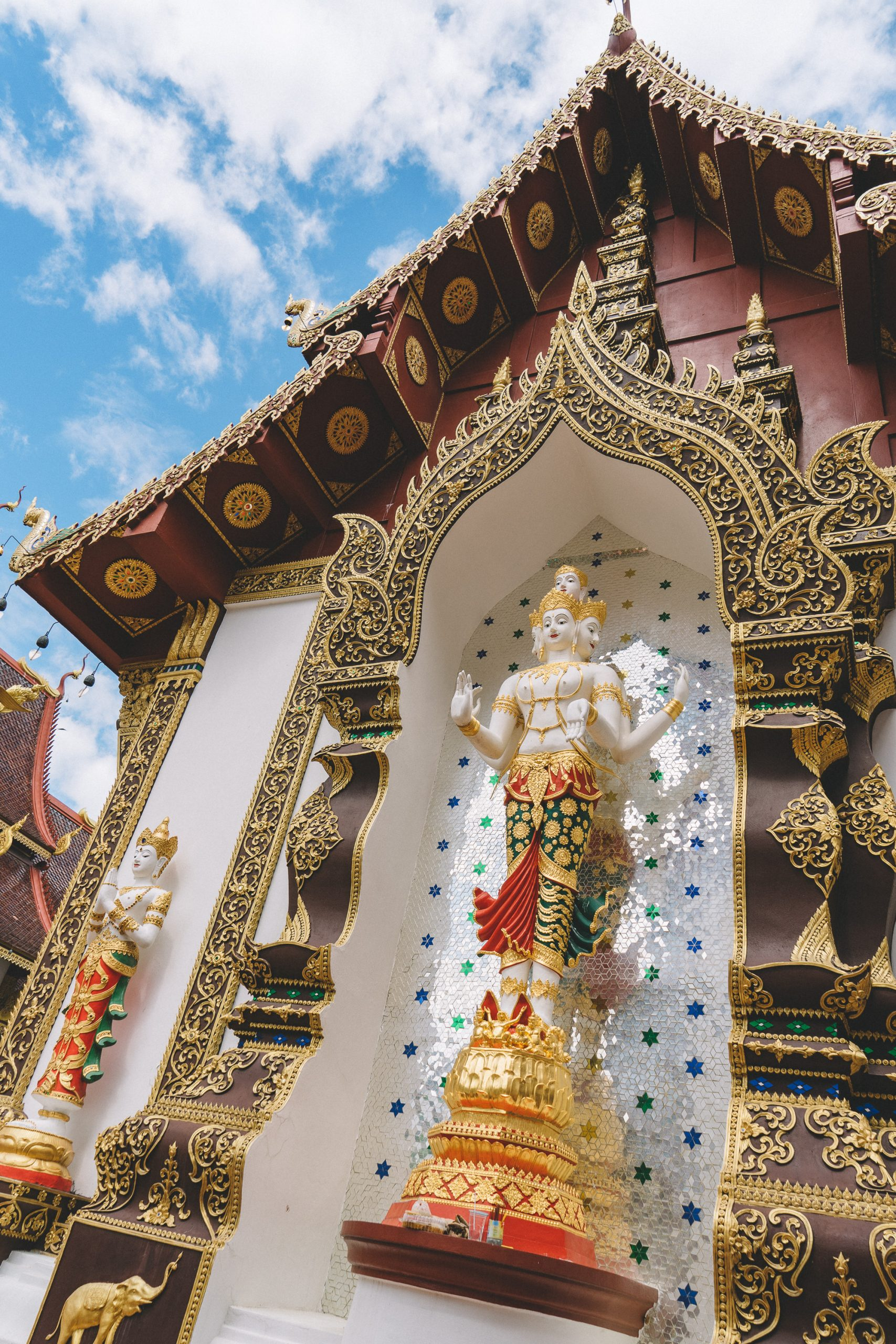 Wat Saen Muang Ma Luang (Wat Hua Khuang)