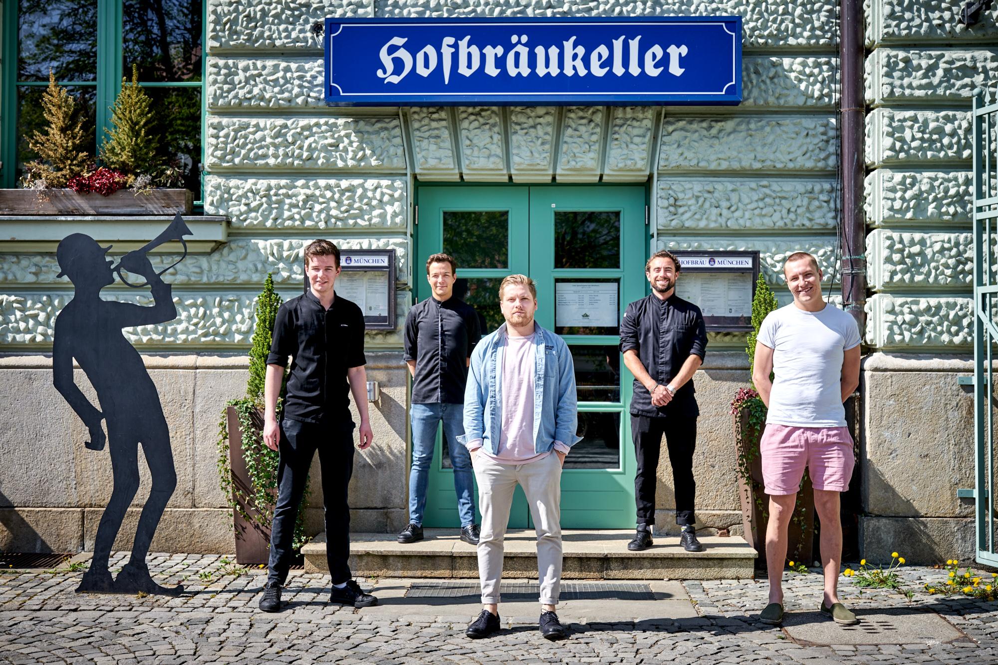 Mingahoitzam / Kochen für Helden München