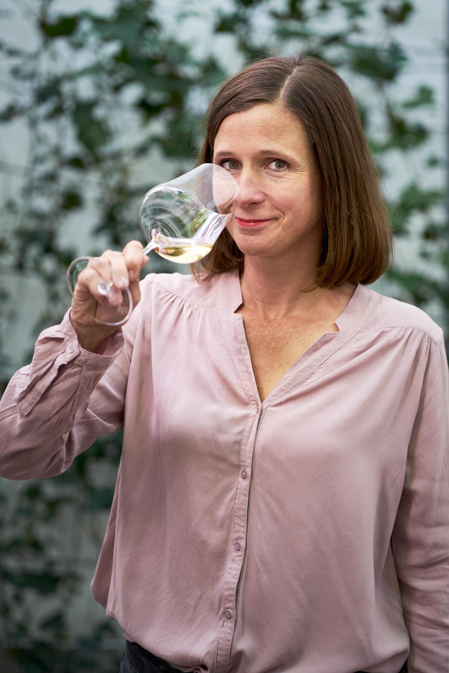 Bettina Hofmann einfach genießen © Annette Sandner