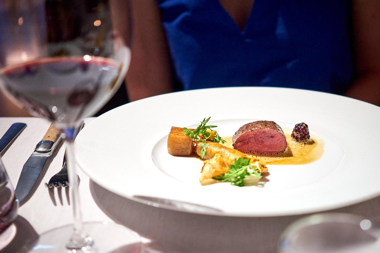 Restaurant Esszimmer Bobby Bräuer München BMW Welt