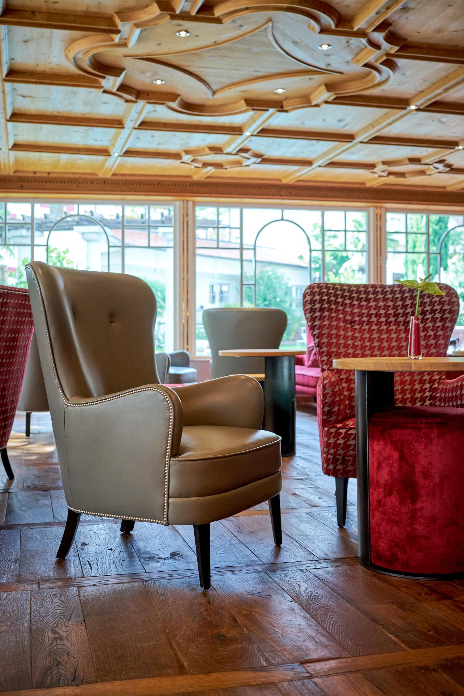 Romantik Hotel Oberwirt, Marling. 08.2020